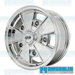 Wheel, BRM, 15x5, 5x205 Pattern, Chrome