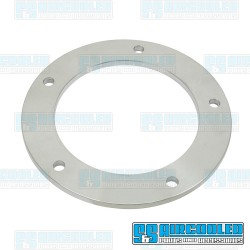 Wheel Spacer, 5x205mm, 3/8in Thick, 12mm Holes, Aluminum