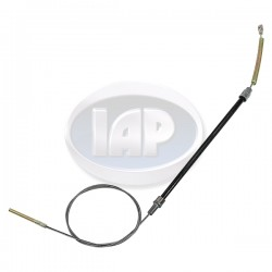 Emergency Brake Cable, Left or Right, 3465mm Length