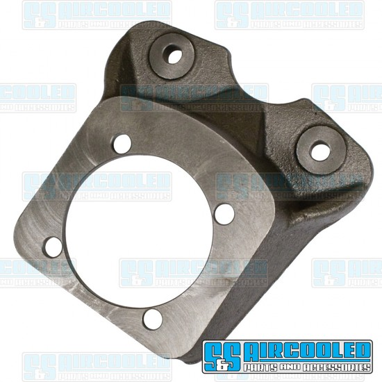 EMPI Disc Brake Kit, Rear, Blank, e-Brake, Cast Brackets