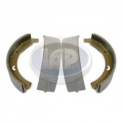 Brake Shoes, Front, Left and Right