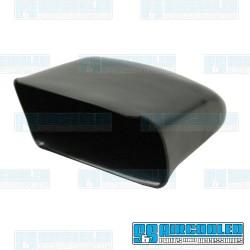 Glove Box, Black Plastic, EMPI