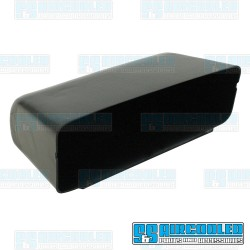 Glove Box, Black Plastic