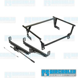 Seat Mount Kit, Left, Slider, Race Trim