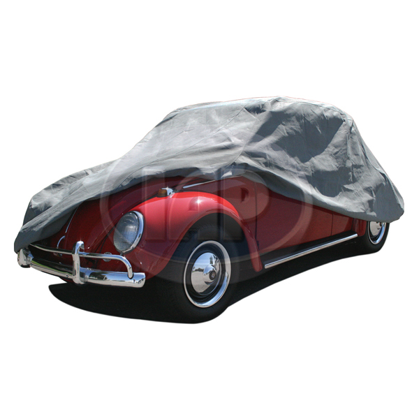 Car Cover, Deluxe All Weather, Grey
