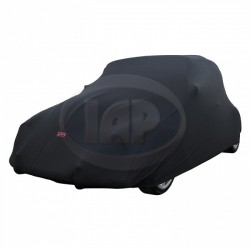 Car Cover, Form-Fit, Indoor, Black