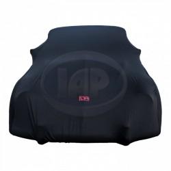 Car Cover, Form-Fit, Indoor, Black
