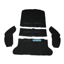 EMPI Carpet Kit, 00-3081-0, 7-Piece w/o Footrest, w/Heater
