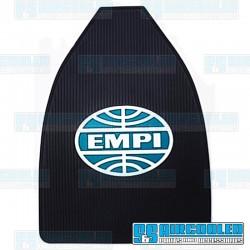 Floor Mats, EMPI Logo, Front, Left & Right, Rubber, EMPI