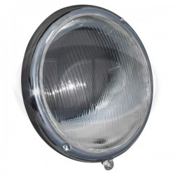 Headlight Assembly w/Fluted Lens