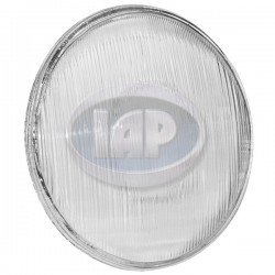 Lens, Headlight Assembly, Fluted