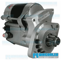 Starter, 12 Volt, Type 1, Hi-Torque, Fits 6 Volt Flywheel