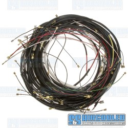Wiring Works Wiring Harnesses for Aircooled Volkswagen - S&S ... on wiring 4 71 vw, wire works wiring harness, wiring 1967 vw type 1, wiring kits for vw beetle 1960,