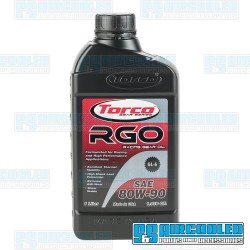 Racing Gear Oil, RGO, 80W90, 1-Liter, Torco