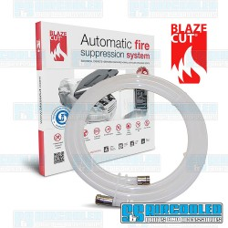 Automatic Fire Suppression System, 6ft Length, BlazeCut
